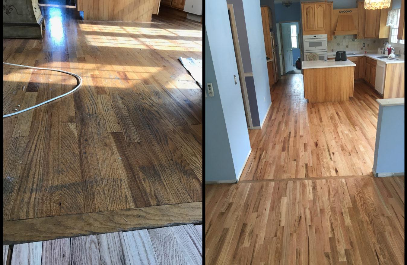 Reviving Old Floors